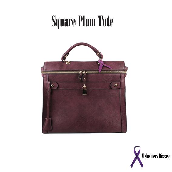 square-plum-tote