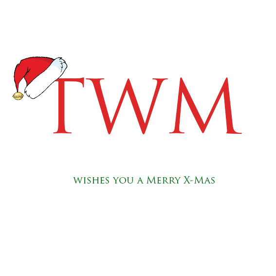 Merry xmas from TWM