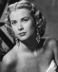 grace kelly 50s