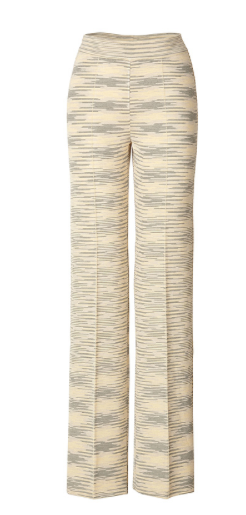 M Missoni patterned knit pants