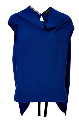 Roland Mouret Draped Top