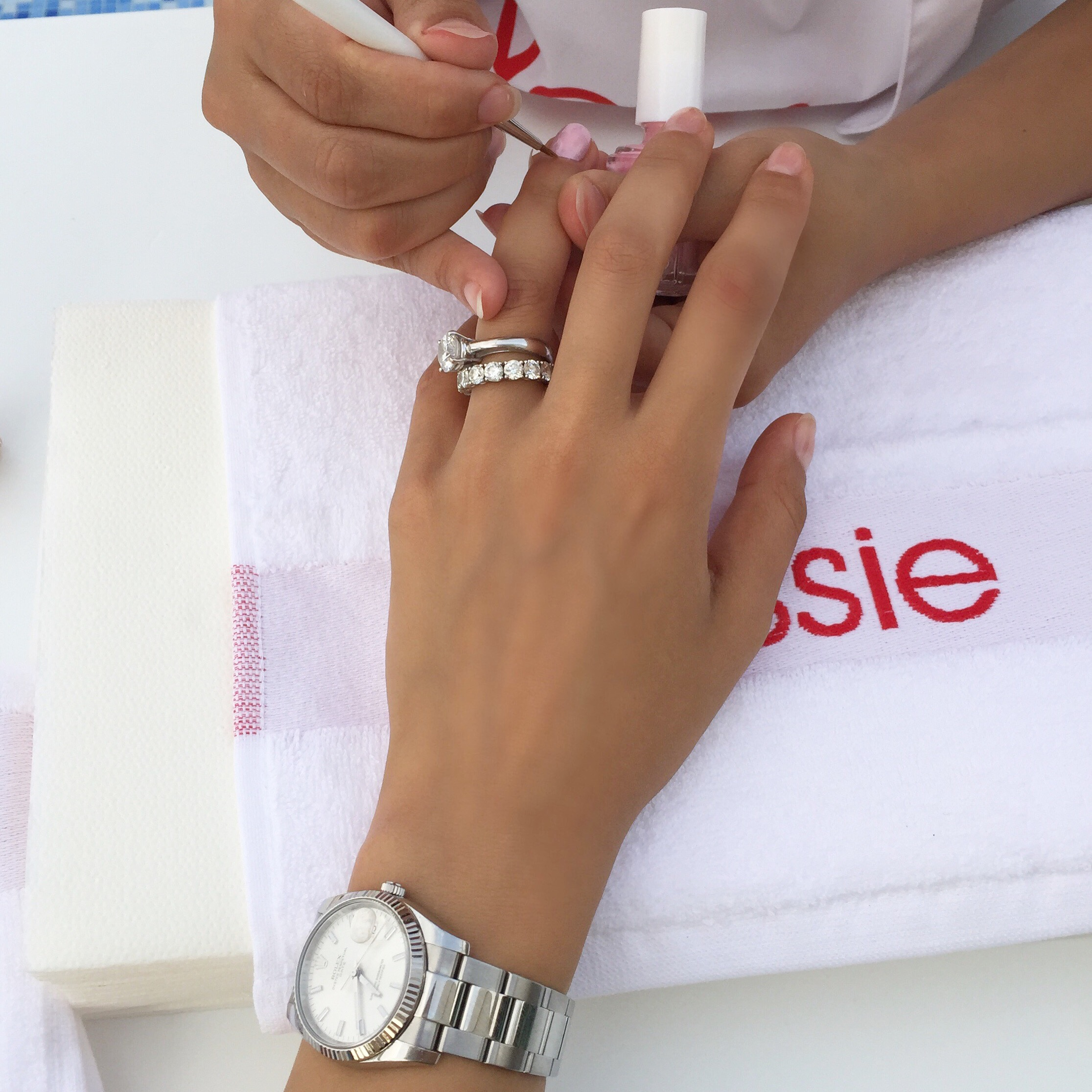 Essie at The Roof Top – thewiremannequin.com