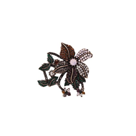 Floral-Brooch----Zara