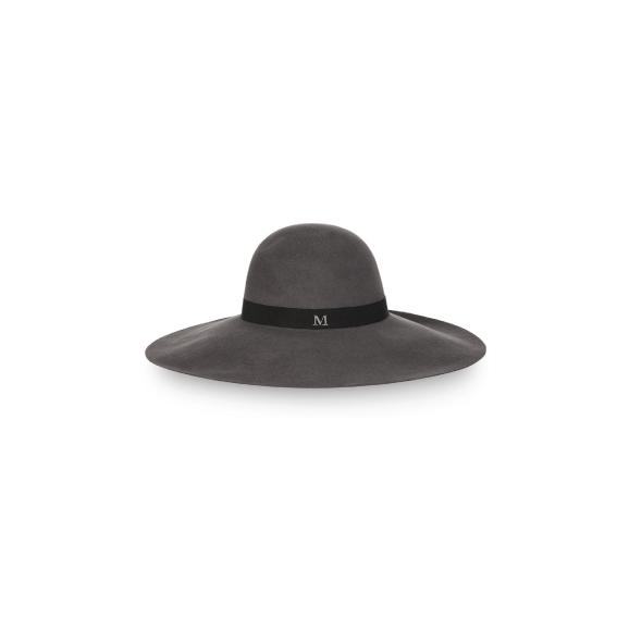 Wide-brim-hat