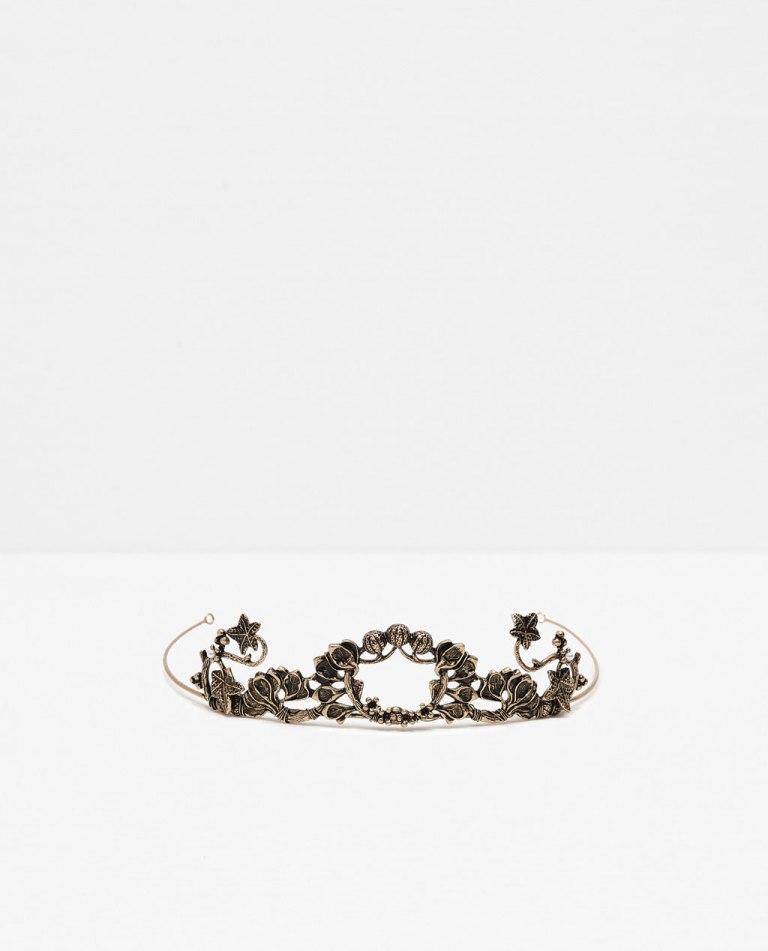 vintage tiara zara